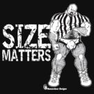 Size Matters by mancerbear