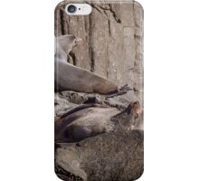 It's A Hard Life iPhone Case/Skin