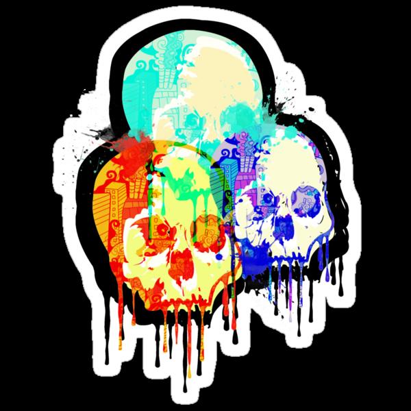 Skull Madness by fixtape