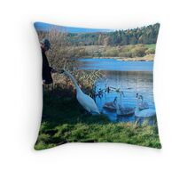 My Pal! Throw Pillow