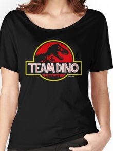 Team Dino Women's Relaxed Fit T-Shirt