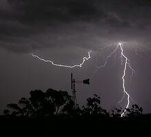 Stormy Night by Kim Roper