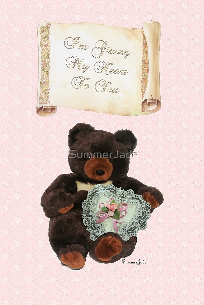 This One's for You ~ Baby Bear by SummerJade