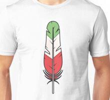 Rainbow Wing Unisex T-Shirt