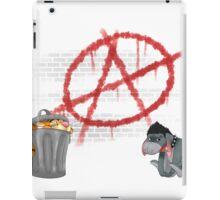 ANARCHY EEYORE iPad Case/Skin