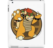 Smash Brothers Original Bowser iPad Case/Skin
