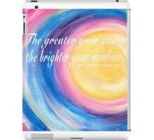 The Bigger Your Rainbow iPad Case/Skin