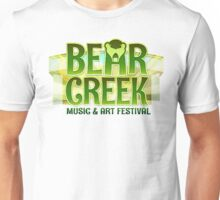 Bear Creek music and art festival 2015 Unisex T-Shirt