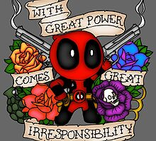 With Great Power... by SedatedKoala