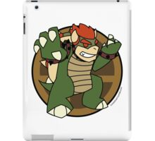 Smash Brothers Green Bowser iPad Case/Skin