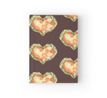 Heart Container Hardcover Journal