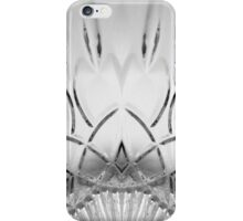 Cut Glass White iPhone Case/Skin