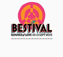 BESTIVAL SUMMER OF LOVE LABOR DAY MUSIC FESTIVAL Unisex T-Shirt