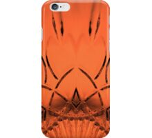 Cut Glass Orange iPhone Case/Skin