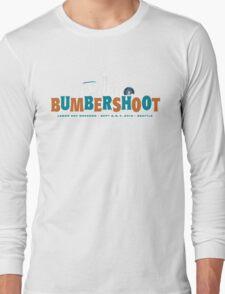 BUMBERSHOOT FESTIVAL  MUSIC 2015 Long Sleeve T-Shirt