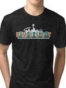 BUMBERSHOOT FESTIVAL  MUSIC 2015 Tri-blend T-Shirt