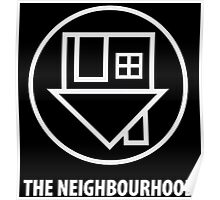 The Neighbourhood Logo Poster