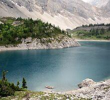 Galatea Lake by Justin Atkins