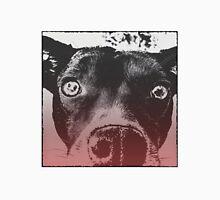 Monochrome Pop Art Dog Unisex T-Shirt
