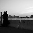 NYC Pier Love  by Justin  Shockley