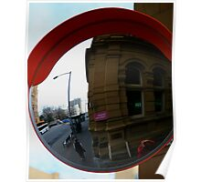 streetside. hobart, australia Poster