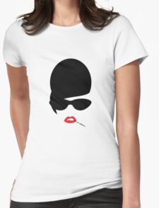 Patsy Stone - sin is in sweetie Womens Fitted T-Shirt