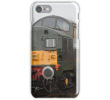 British Rail class 37 diesel-electric Locomotive iPhone Case/Skin