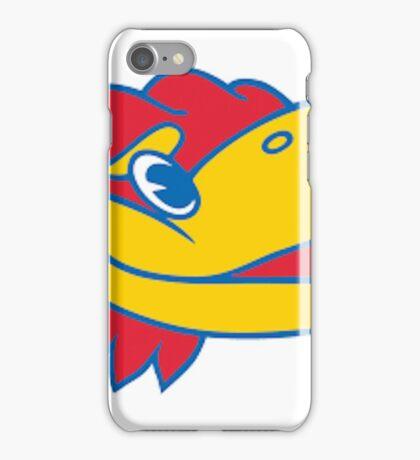 Kansas Jayhawk iPhone Case/Skin