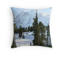 """Best Christmas Wishes"" Throw Pillow"
