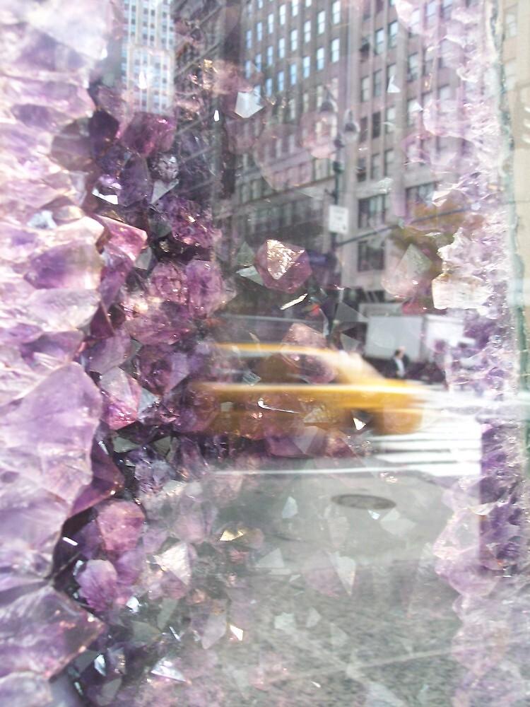 New York amethyst haze by Nella Khanis