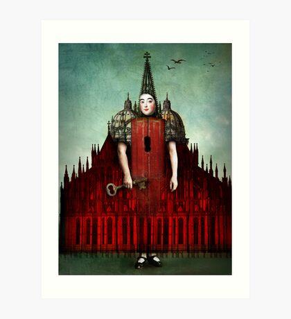 Das Schloss Art Print