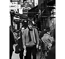 Tight Knit  Photographic Print