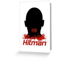 Hitman - Agent 47 Greeting Card