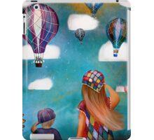 Hot Air Balloons iPad Case/Skin