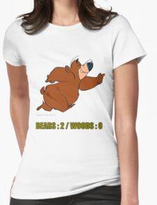 BEAR vs WOODS T-Shirt
