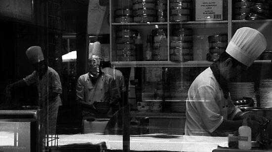 Mise En Place - Kitchen Reflections by Jordan Miscamble