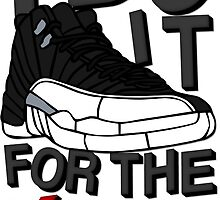I do it for the Kicks- Playoffs 12 by tee4daily