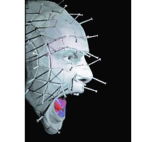Pinhead Scream - Hellraiser Photographic Print