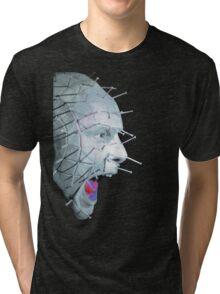 Pinhead Scream - Hellraiser Tri-blend T-Shirt