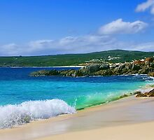 Bremer Bay Beach by Andy and Von Quinn