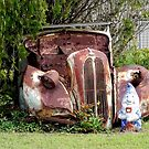 Rusty Old Car by Sandy1949