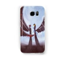 I Shall Not Disappoint Samsung Galaxy Case/Skin