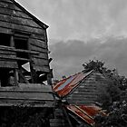 Old Farm House by Andrew (ark photograhy art)