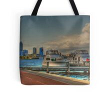 THE OLD BREWERY JETTY-173 Mounts Bay Road – Crawley Tote Bag