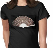 retro fan Womens Fitted T-Shirt