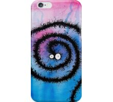 the creatures from the drain painting 5 iPhone Case/Skin