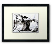 fruit life....  Framed Print