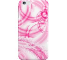 Pink Trippy iPhone Case/Skin