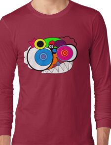 Mr.Psychedelia Long Sleeve T-Shirt