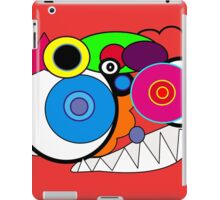 Mr.Psychedelia iPad Case/Skin